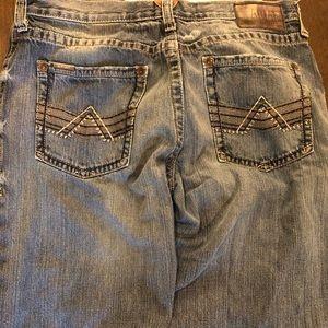 Men's Ariat jeans loose 33x32